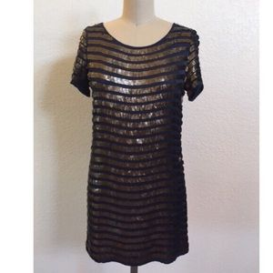 """French Connection """"Serpent"""" Sequin Dress"""